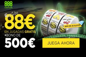 888 Casino Jugar Con Bono Online De Casino Gratis De 88